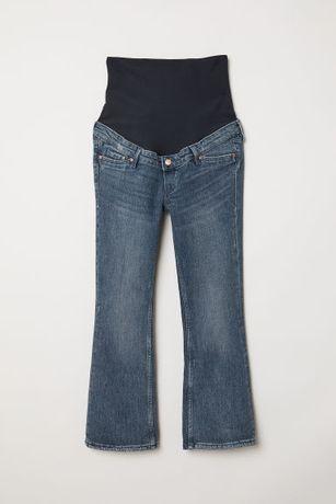 Spodnie Ciążowe Jeansy H&M 46 Nowe