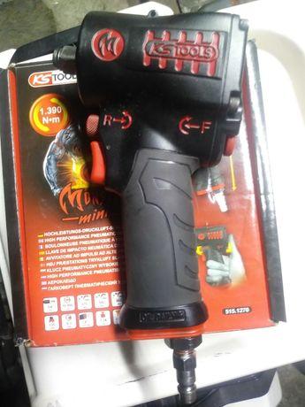 Ks tools mini monster klucz pneumatyczny udarowy.