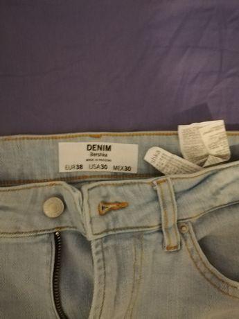 Nowe spodnie Bershka