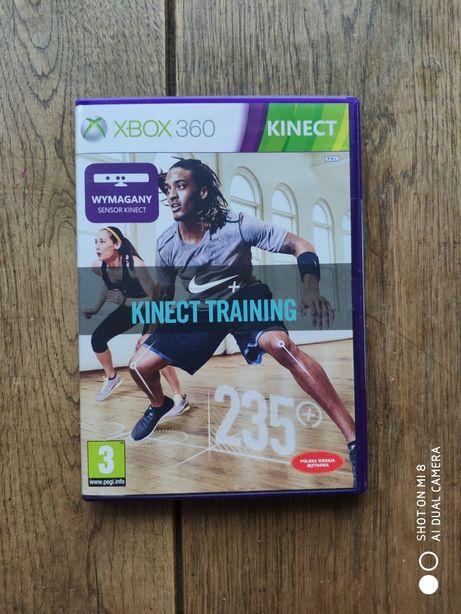 Kinect Nike training xbox 360