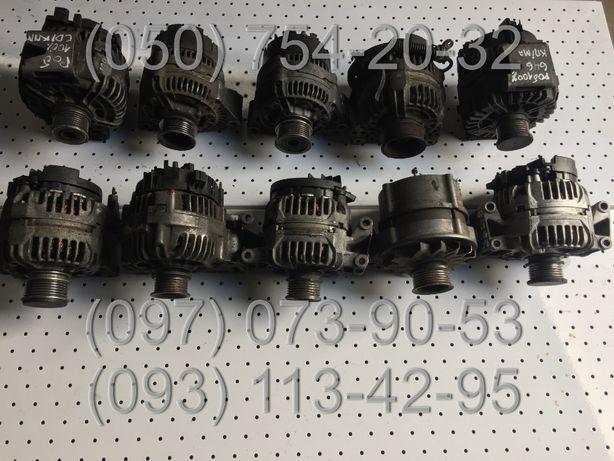 Генератор VW Crafter Крафтер T4 LT ЛТ 2.0 , 2.4 , 2.5 , 2.8 Стартер