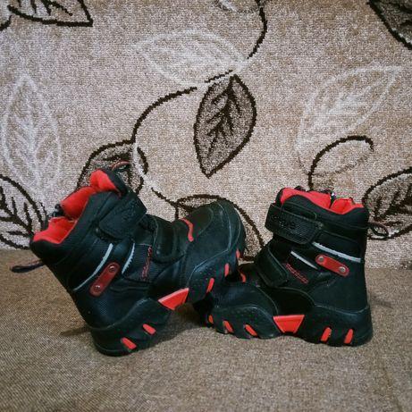 Зимние ботинки, зимові чоботи, сапоги