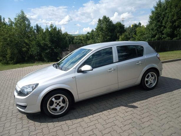 Opel Astra H 1,4 benzyna,import Niemcy,opłacona,hatchback  2005 rok