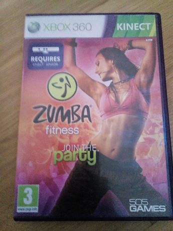 Zumba fitnes join the party