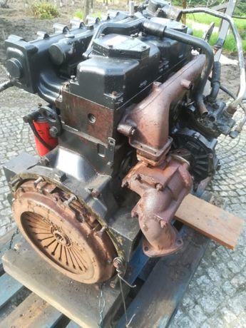 Silnik MAN L2000 Kompletny