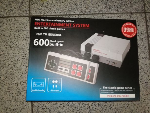 "Consolas ""Mini-Nes"""