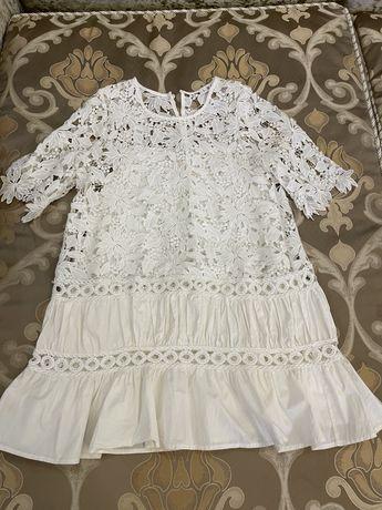 Продам короткое летнее платье