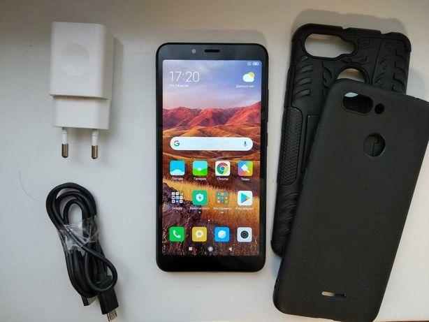 Xiaomi Redmi 6A 16 GB, телефон, смартфон