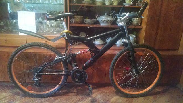 Горный велосипед.Немец. (SHIMANO)