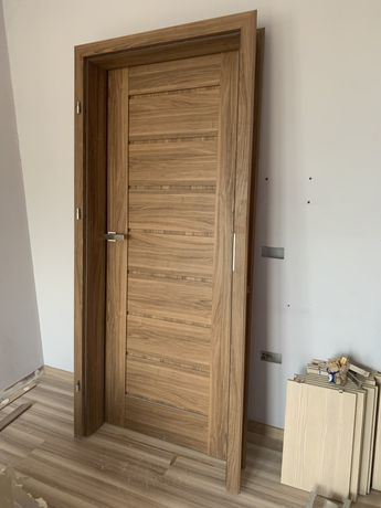 DRE drzwi z oscierznica