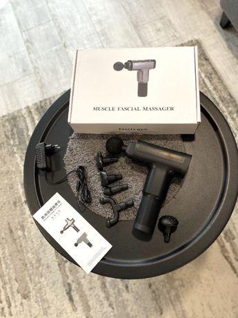 Массажный ударный пистолет / Ручной массажер / Массажер