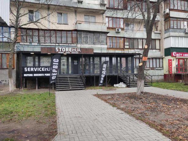 М. Оболонь, Оболонский просп. аренда, н/ф, фасад - 60 кв.м!