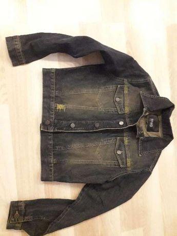 Nowa kurtka L jeansowa