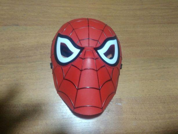 Светящиеся Маска Человека - паука
