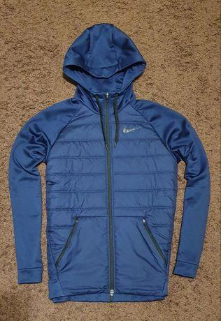 Кофта курточка микропуховик олимпийка оригинал Nike Therma jacket M