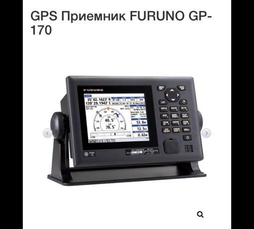 Продам GPS приёмник Furuno GP 170