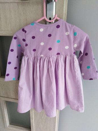 Sukienka Cubus roz. 80cm.