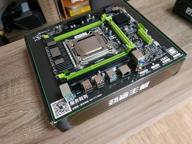 Комплект м.плата Jingsha X79M-S+Процессор Xeon E5-2640 (6 ядер)