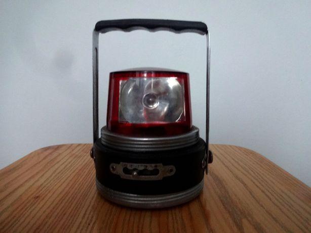 Stara latarka lampka