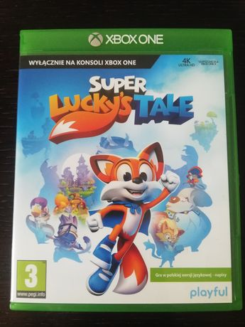 Gra Super Lucky's Tale PL Xbox One