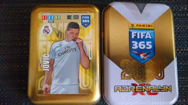 Karty Limited Panini FIFA 365 Adrenalyn XL 2020