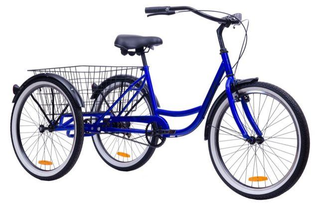 Взрослый трёхколёсный велосипед AIST Cargo 1.0 (односкоростной)