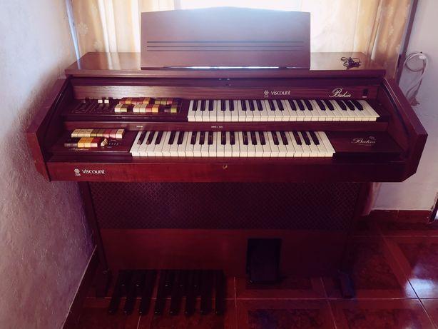 Órgão Electrónico Viscount Bahia