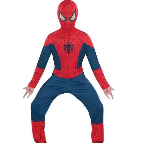 Костюм Человек - паук НОВЫЕ с маской балаклавой АКЦИЯ