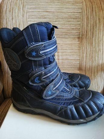 Зимние ботинки Geox на подростка