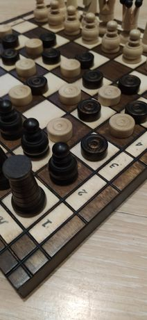 Шахмати + Шашки не Китай
