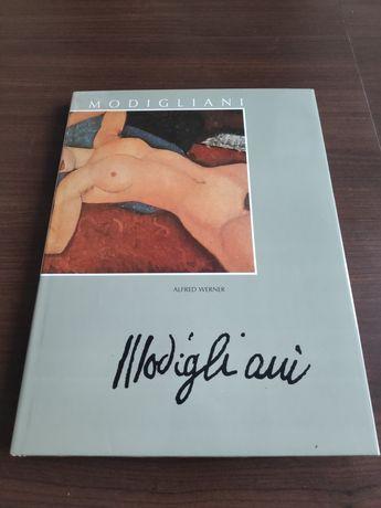 Modigliani Amedo, Alfred Werner, Artes 1994