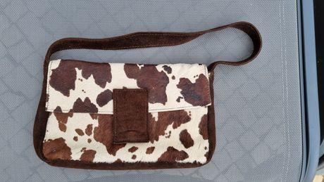 Clutch pele vaca