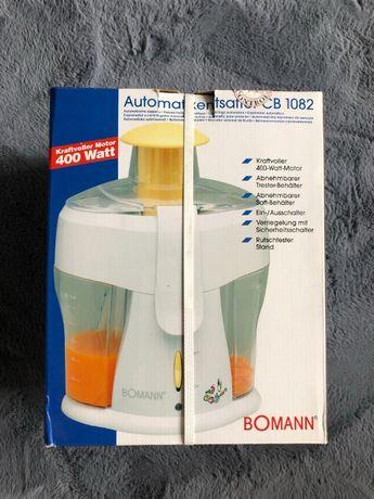BOMANN CB 1082 Sokowirówka do soków, owoców, warzyw 400W