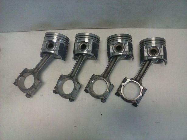 Pistons/Bielas de motor Mazda B2500/Ford ranger