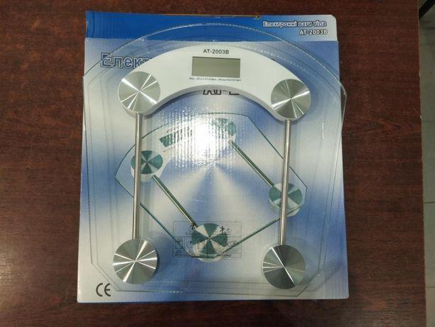 Продам Весы Электронные Напольные Квадратные Стеклянные до 180 кг