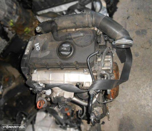 Motor completo para VW 2.0 tdi BKD