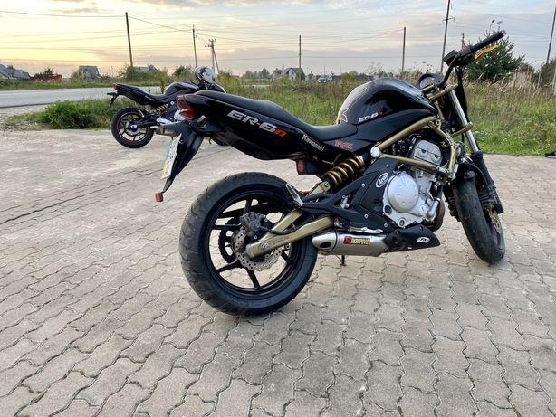 Kawasaki er6n інжектор