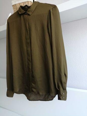 Koszula H&M zielona