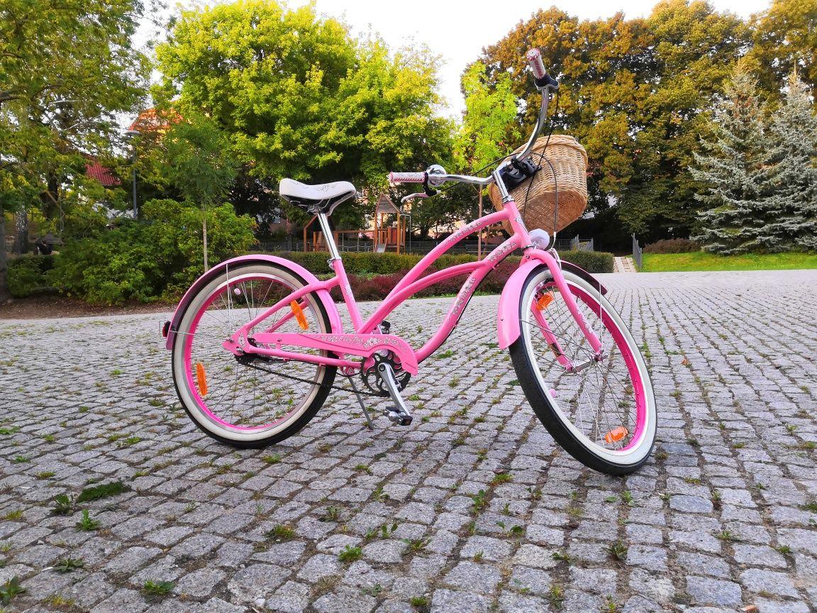 Rower damski Electra HawaII 3I Różowy