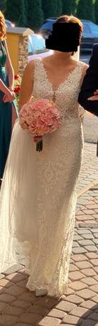 Suknia ślubna rybka Marietta