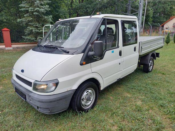 Ford Transit 2.0 TDCI, T300, 2003r, Skrzynia, Paka, Super Stan!!