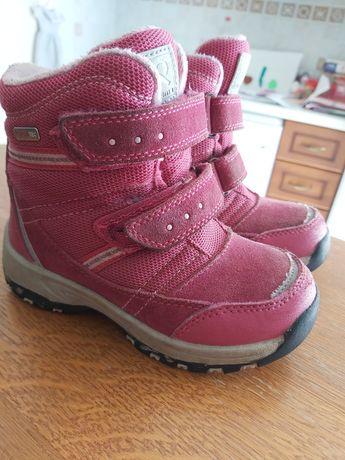 Ботинки / сапоги зимние на девочку Reima