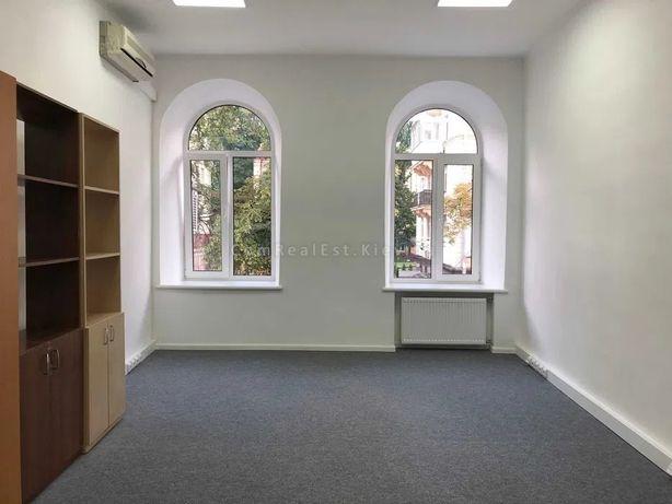 Без %. Аренда офиса на ул.Прорезная, 90 м.кв., ж.ф., 2 этаж, 4 каб.