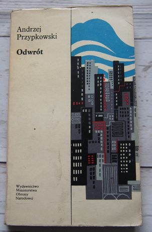 ODWRÓT Andrzej Przypkowski; książka Warszawa