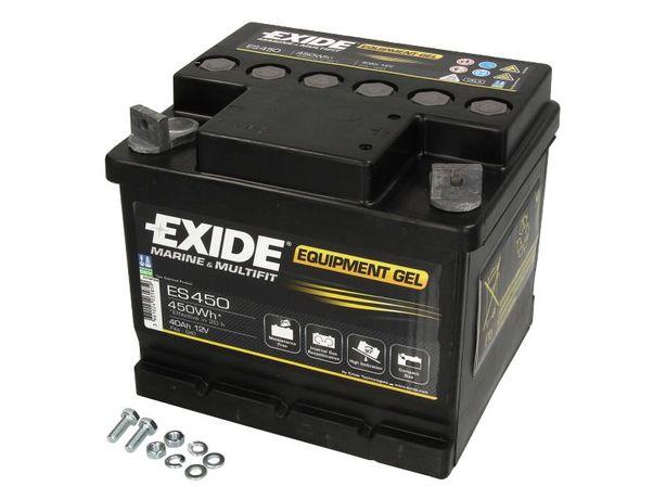 Akumulator EXIDE GEL/ŻEL 40Ah 450Wh P+ Zgierz