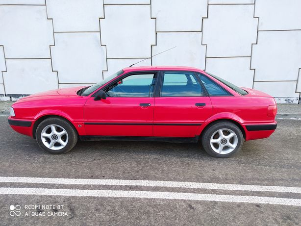 Audi 80 gaz ładny stan
