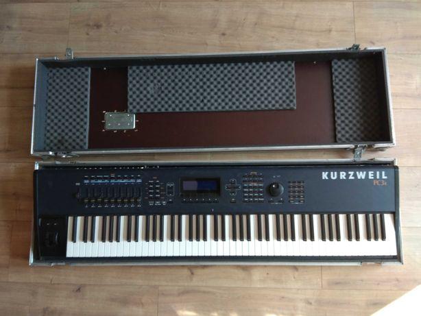 KURZWEIL PC3X 88 syntezator klawisze