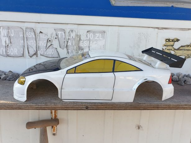 Karoseria rc Opel Astra Coupe gruz dtm drift on-road
