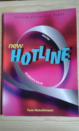 New hotline starter Oxford podręcznik