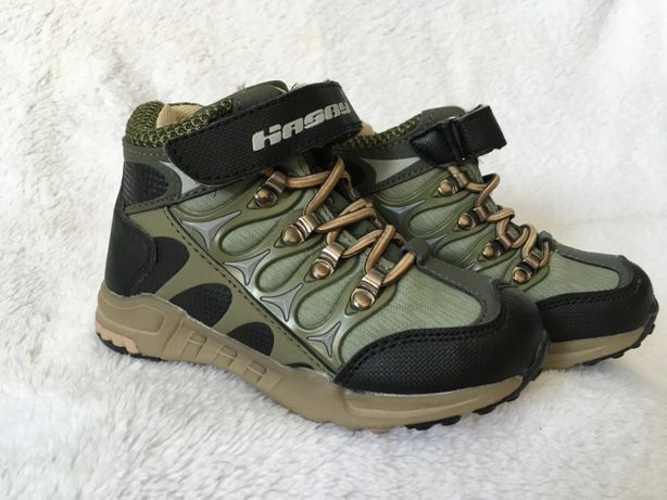 Зимові черевики (кросівки) Hasby р.28 (18,0 см)